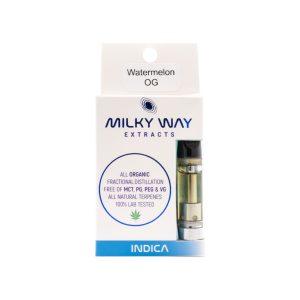 Buy Milky Way Extracts - Vape Cartridge - Watermelon OG - Indica EZ Weed Online