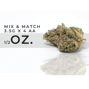 Buy Mix and Match 1-2Oz - 3.5g x 4 EZ Weed Online
