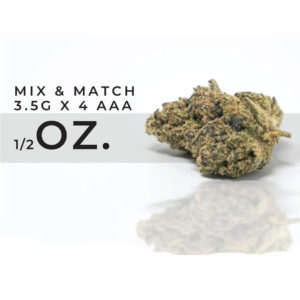 Buy Mix and Match 1-2 oz 3-5gx4 EZ Weed Online