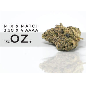 Buy Mix and Match 1-2 Oz 3.5g x 4 EZ Weed Online