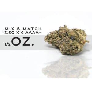 Buy Mix and Match 3.5g x 4 AAAA EZ Weed Online