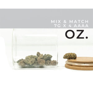 Buy Mix and Match Oz 7g x 4 EZ Weed Online