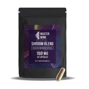 Buy Mastermind Shrooms - Shroom Blend Capsules 300mg EZ Weed Online