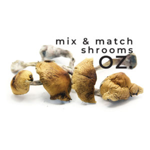 Buy Mix and Match Shrooms Oz 7g x 4 EZ Weed Online
