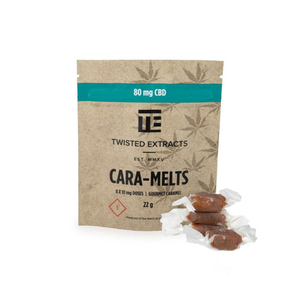 Buy Twisted extracts - Cara-Melts - CBD EZ Weed Online