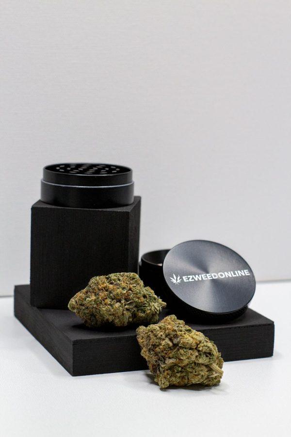Buy EZWeed Grinder - Black Online