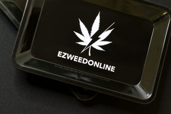 Buy EZWeed Rolling Tray Online