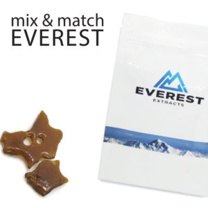 Buy Everest Shatter - Mix and Match 5g - 1g x 5 EZ Weed Online