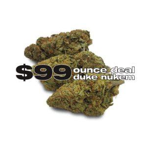 buy 99 oz duke weed online
