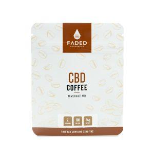 Buy Faded - CBD Coffee Beverage - 100MG EZ Weed Online