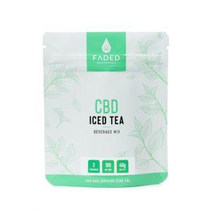 Buy Faded - CBD Ice Tea Beverage - 100MG EZ Weed Online