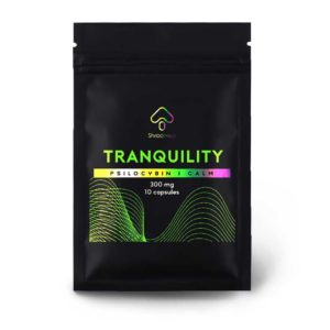 Buy ShroomUP Tranquility Microdose Capsules 3000MG EZ Weed Online