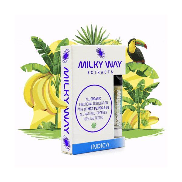 Buy Milky Way Extracts Banana Kush EZ Weed Online