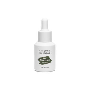 Buy Fortune Kushies - THC Tincture 1000MG EZ Weed Online